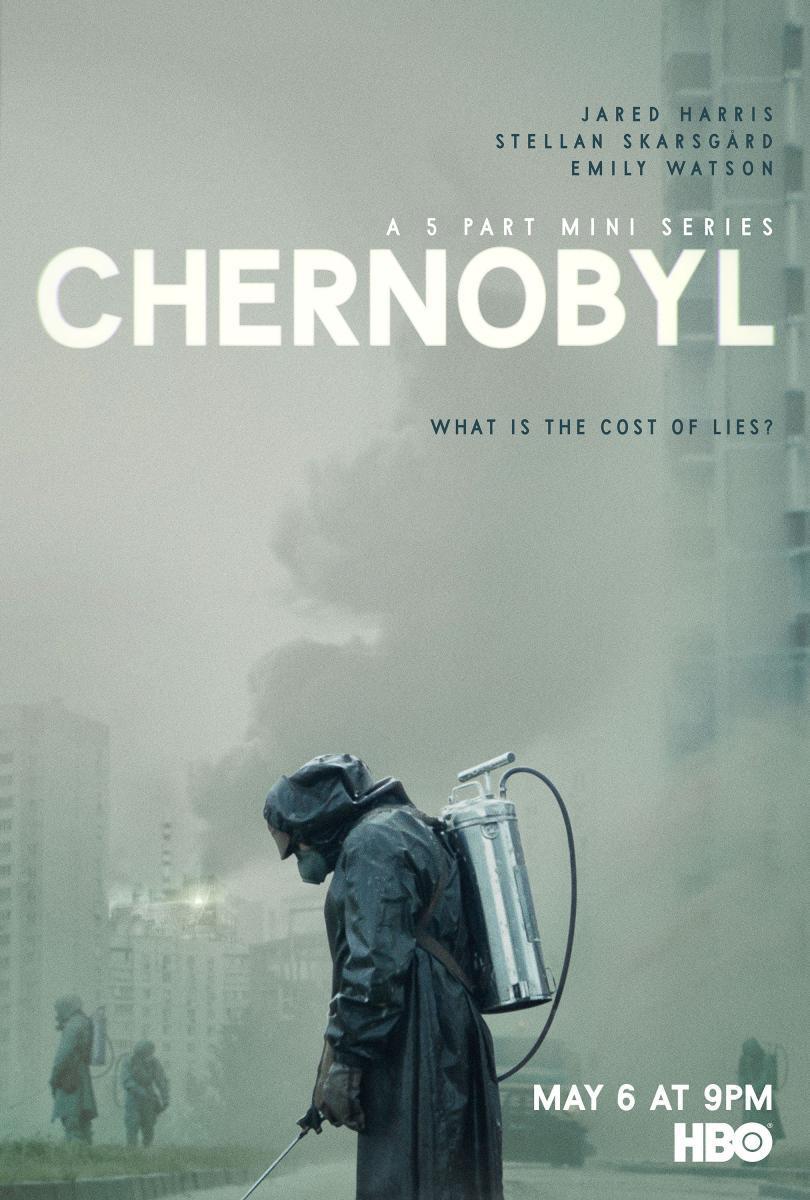 Chernobyl Temporada 1 Dual Latino/Ingles 1080p