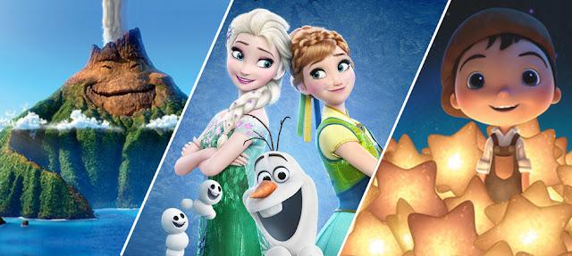 Οι 100 Καλύτερες Παιδικές Ταινίες Μικρού Μήκους