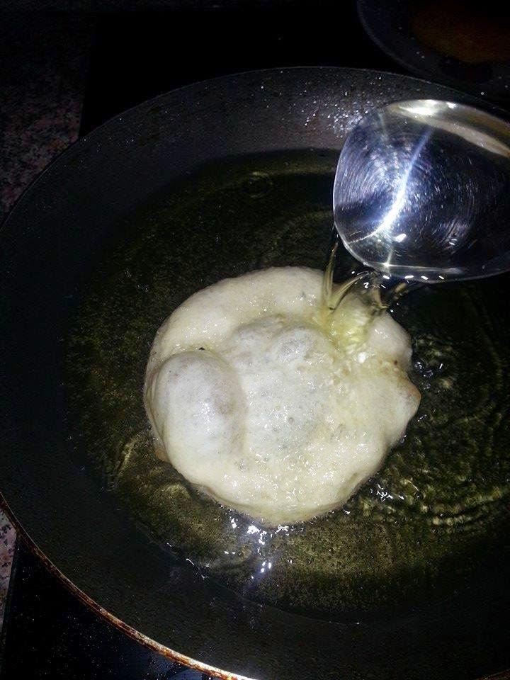 Recette beignets a la tunisienne ftayers