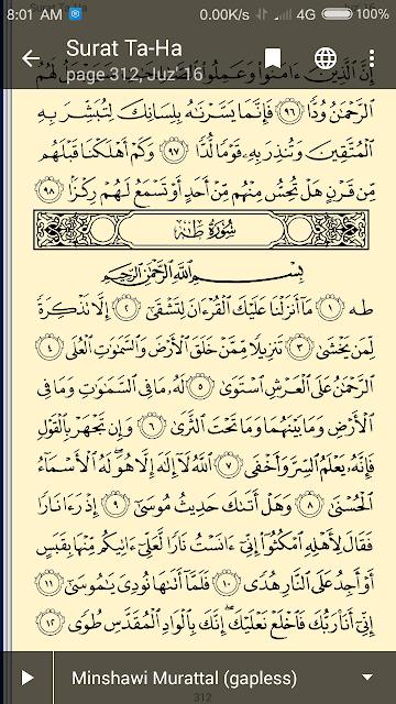 Quran Android APK - Baca Al Quran