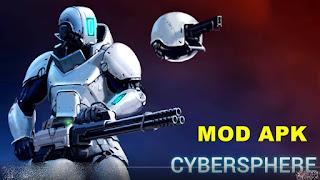 CyberSphere: Sci-Fi TPS Mod Apk