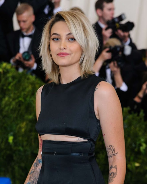 paris jackson tattoo on boob