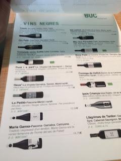 Buc-vins