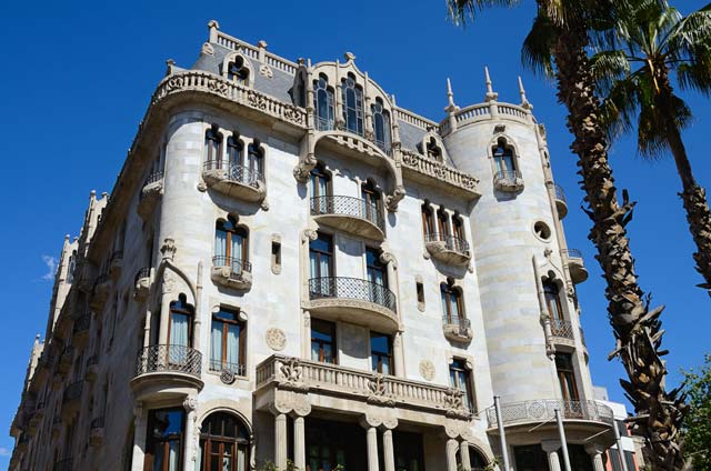 Hotel Casa Fuster Grand Luxe 5 Star Monument Leading Hotels of the World