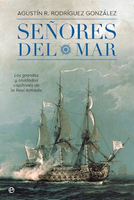 Señores del mar - Agustín R. Rodríguez González (2018)