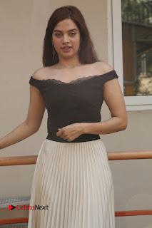 Telugu Actress Tanya Hope Stills at Appatlo Okadundevadu Audio Launch  0112.JPG