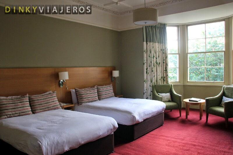 Fisher's Hotel (Pitlochry). Habitación