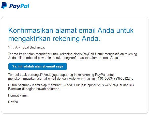 Tutorial Cara Membuat Akun Paypal (Lengkap & Terbaru)