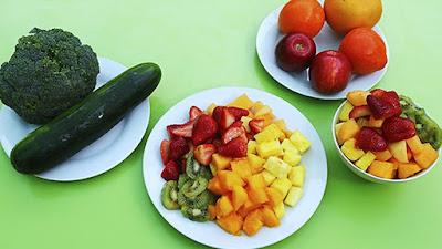 Consumir frutas y verduras a diario previene enfermedades crónicas