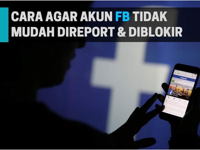 Cara Agar Akun Facebook Anti Sesi dan Anti Hack