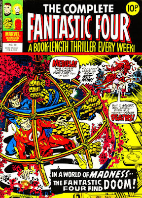 The Complete Fantastic Four #20
