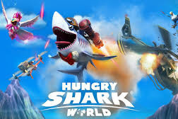 Hungry Shark World Mod APK v2.0.2 Full Hack (Unlimited Money Gems Coins Offline) Terbaru 2017