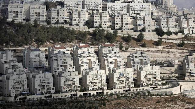 Israel edificará 30.000 casas ilegales durante el mandato de Trump