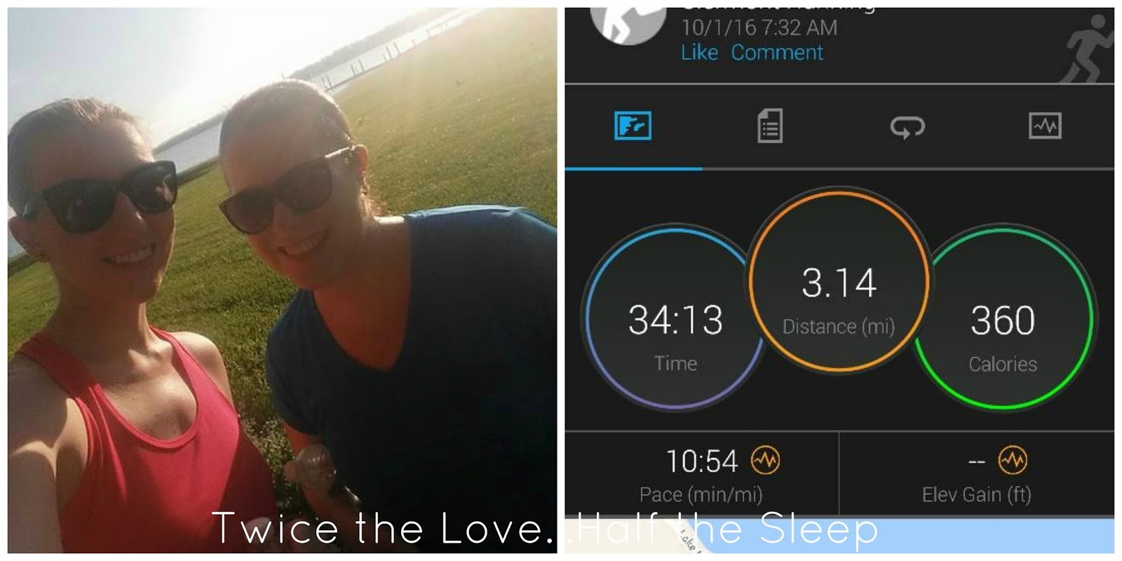 my time. It was a really nice morning a cool breeze minimal humidity #0A64C1