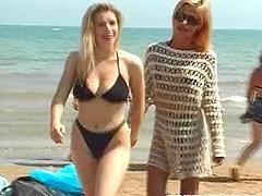 Kelly Stafford bikini