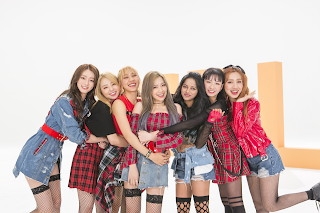 Z GIRLS What You Waiting For group promo photo