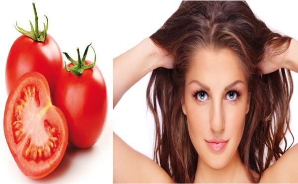 Hidratação com Tomate para os Cabelos