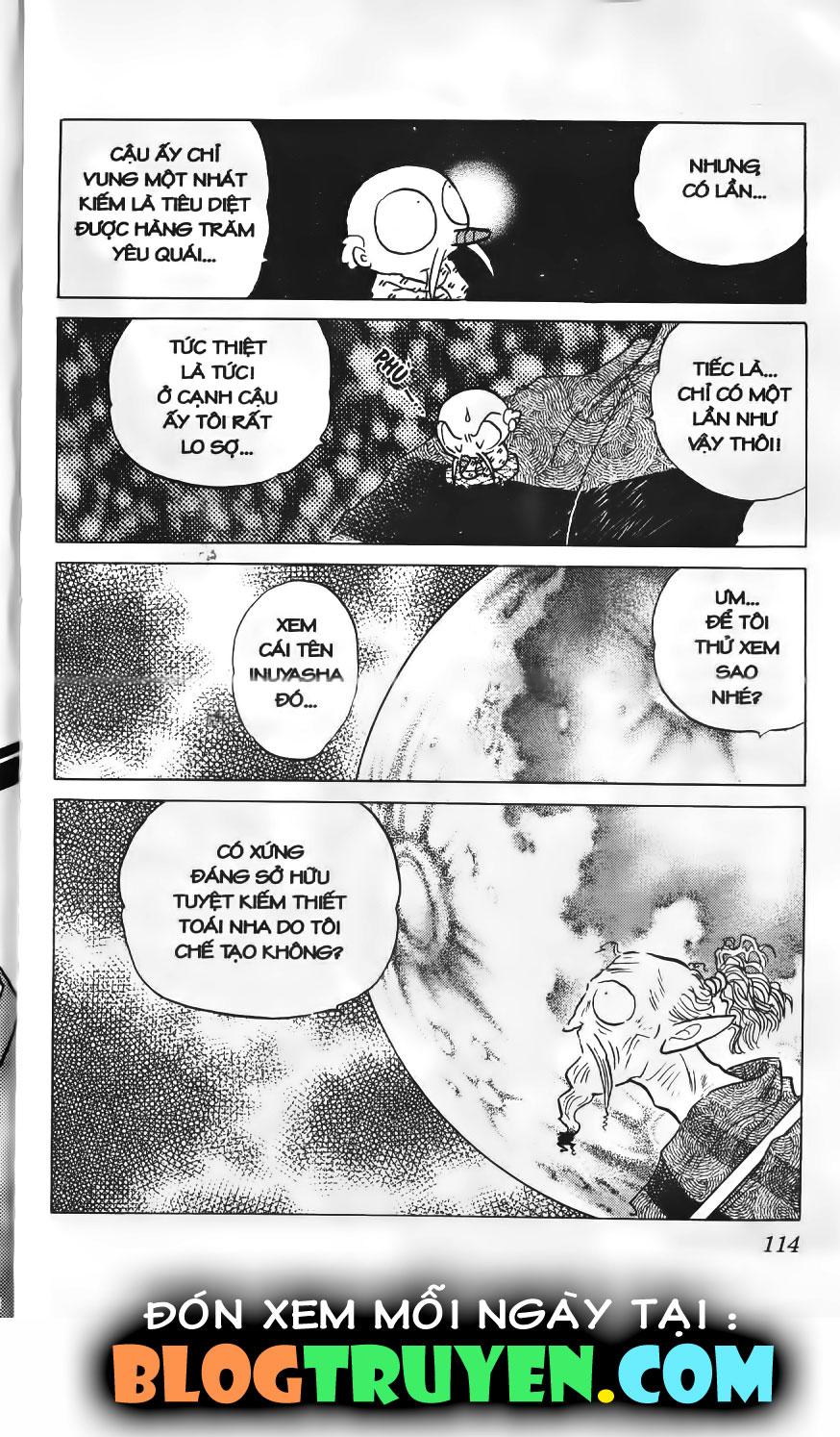 Inuyasha vol 13.7 trang 3