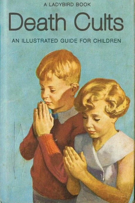 A Ladybird Book - Death Cults Illustrated Guide For Children Picture