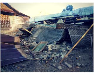 Un séisme de magnitude 6,4 frappe l'Indonésie, faisant 10 morts et 40 blessés