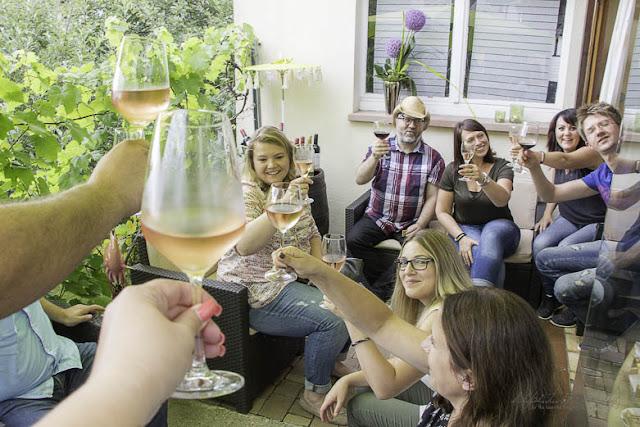Kalifornien in Baden mit Gallo Wein