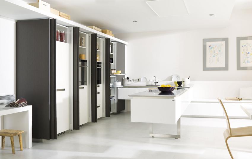Pivot sliding door Hawa Concepta Furniture hardware Pinterest - wohnzimmer design weiss