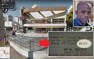 Cliente negro é chamado de 'macaco' no pedido de rede de fast-food