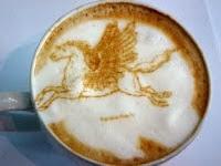Kahve Falında At