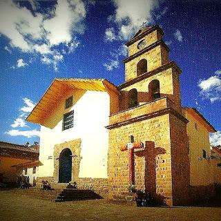A Pequena Iglesia de San Blas, em Cusco