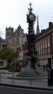 Amiens - die Stadt des Präsidenten Emmanuel Macron