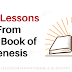 29 Biblical Life Lessons from The Book of Genesis | Genesis Bible Study