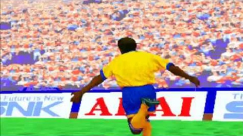 Ultimate 11: SNK Football Championship Gameplay