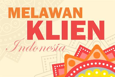 MELAWAN KLIEN INDONESIA