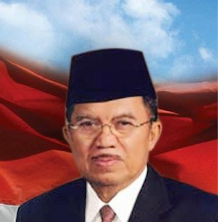 wakil presiden M. Jusuf kalla