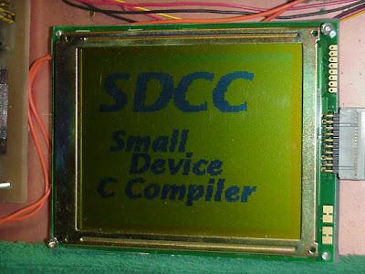 sdcc compiler pickat ide