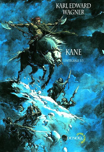 Kane et la neige