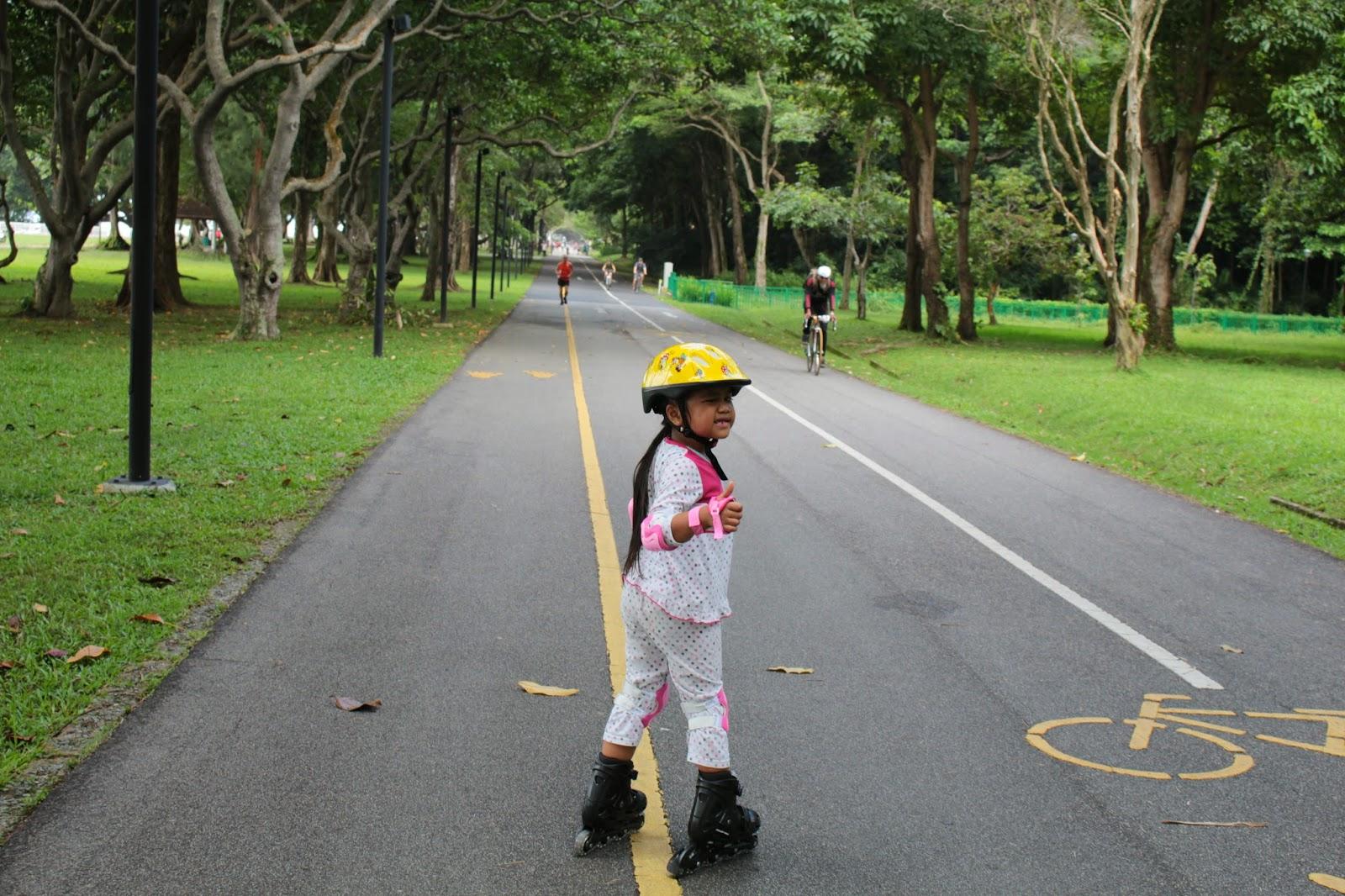 Piknik Murah Meriah Di East Coast, Singapore (3/6)