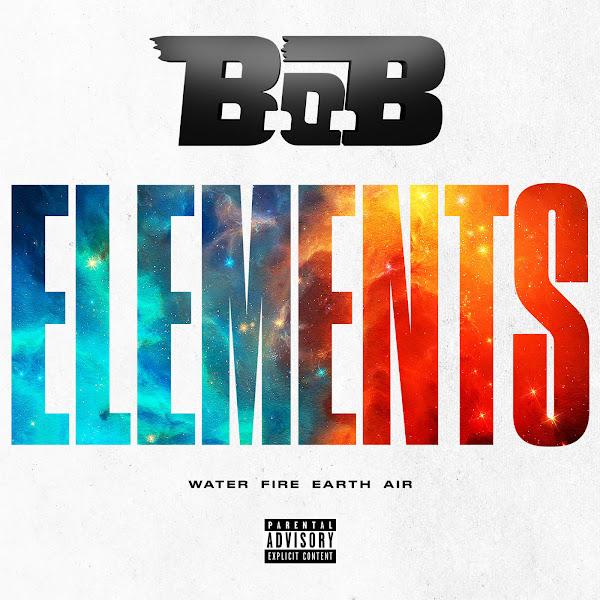 B.o.B - Elements Cover