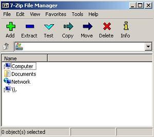 7 Zip tehnomac