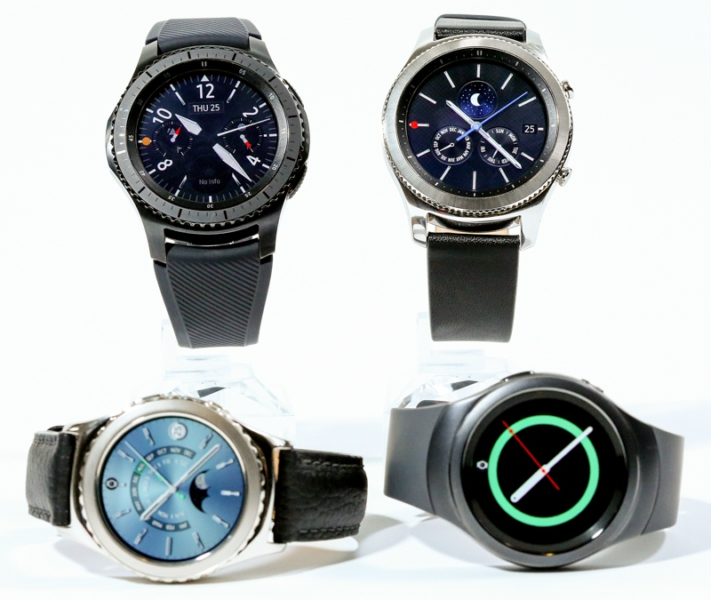 Good News: Samsung going to continue Gear S2 and Gear S2 Classic along with Gear S3 duo