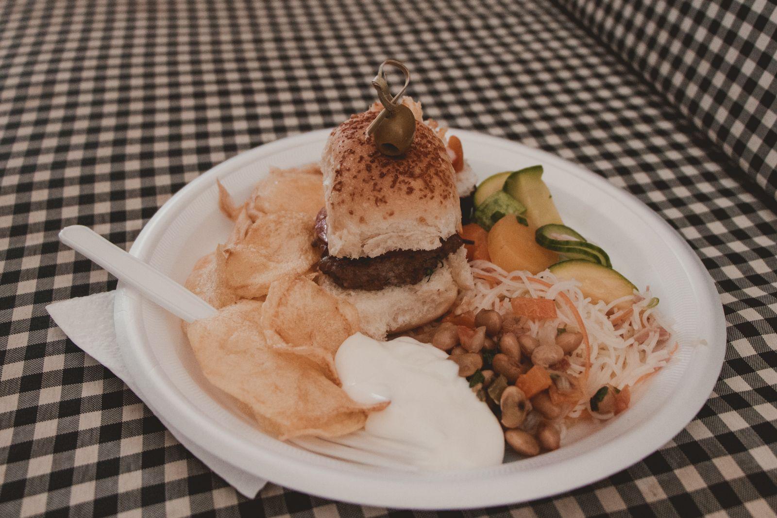 Festinha de aniversário | DAILY BLOG prato comida