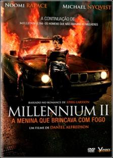 Millennium II – A Menina que Brincava com Fogo