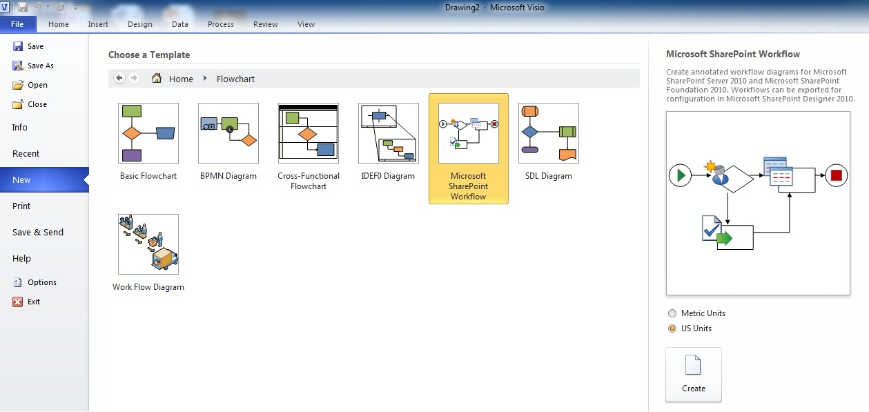 sharepoint workflow templates download - sharepoint 2010 open vwi files in visio