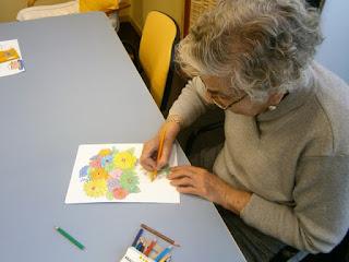 Came Oriol, usuria d`'Aviparc, colorejant