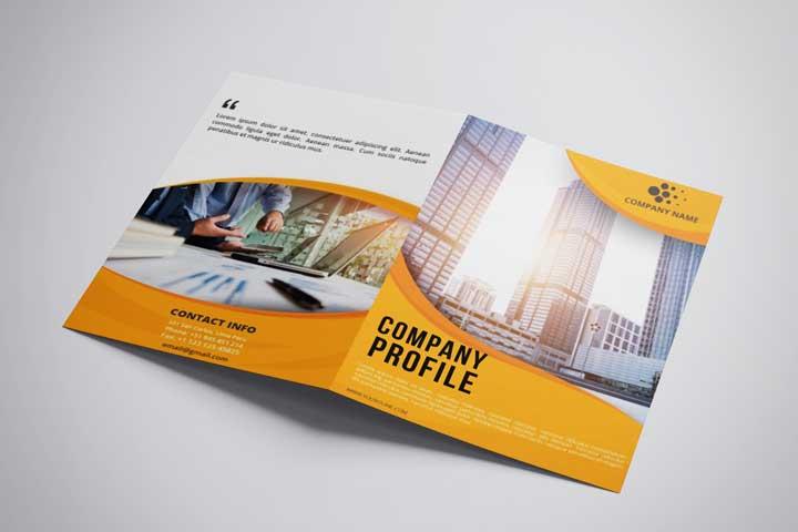 Percetakan Company profile Untuk Perusahaan