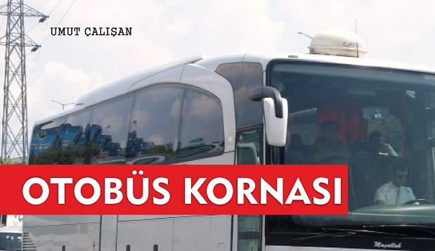 Otobüs Kornası