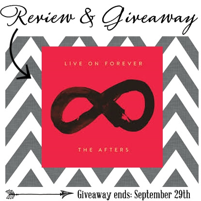 The Afters - Live on Forever ~ Review & Giveaway #FlyBy #TheAfters