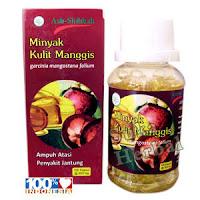 Minyak Kulit Manggis 90 kapsul Ash-Shihhah