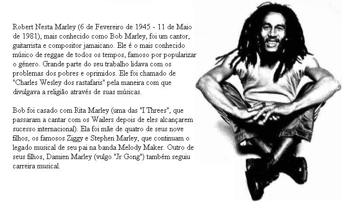 Frases De Bob Marley: Mensagens Da Net: Frases Do Bob Marley Pensamentos #2