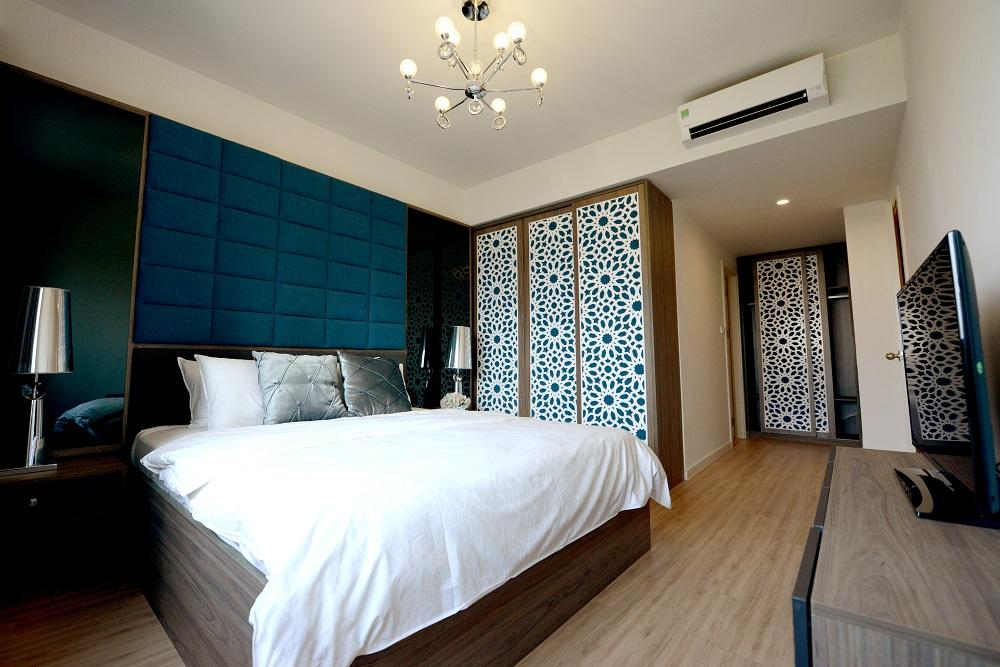 Phòng ngủ tạo cảm giác thoải mái